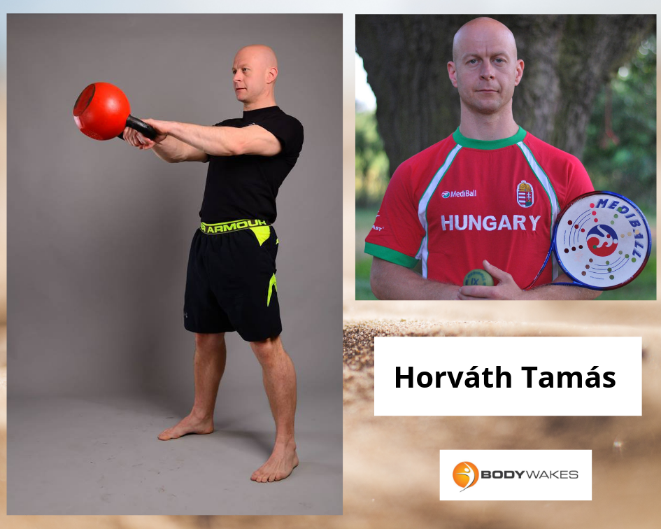 Horváth Tamás egészségmentor